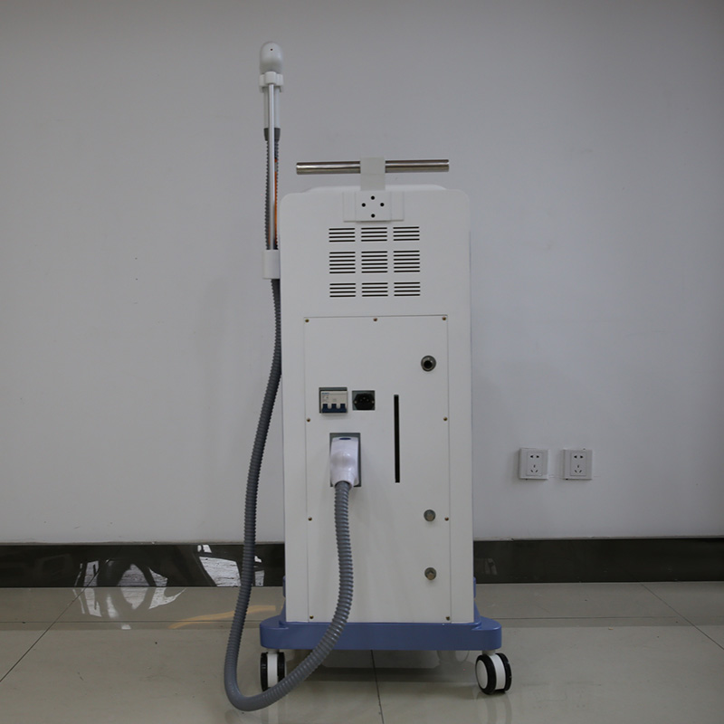 white hair removal laser machine price with CE approved