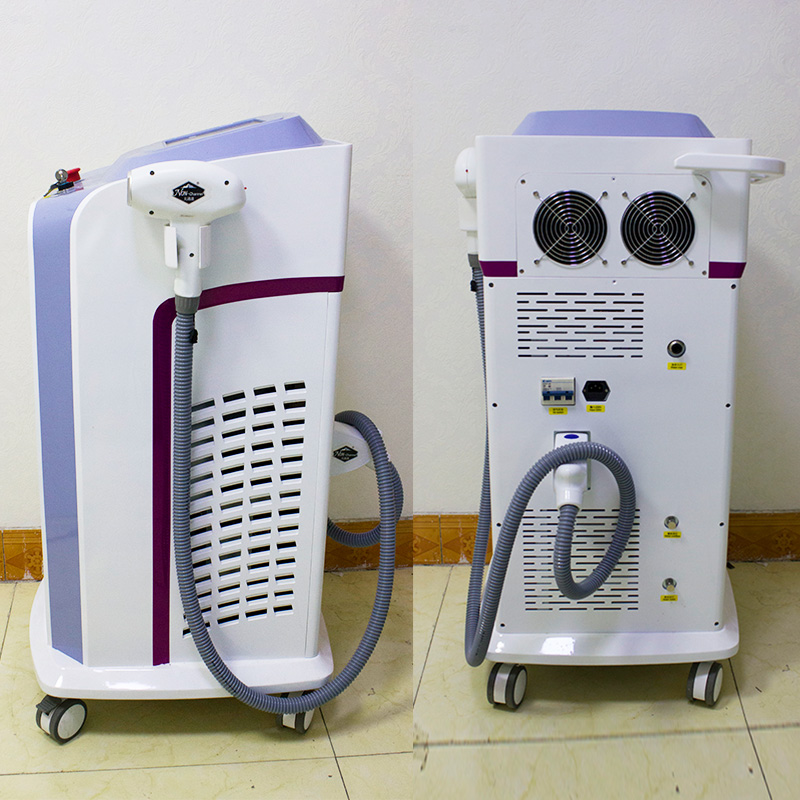 Professional laser hair removal machine for sale with 755nm 808nm 1064nm BM104