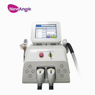 Professional 808 Diode Laser Hair Removal Long Pulsed Q Switch Nd Yag Laser Tattoo Removal Machine Price BM21