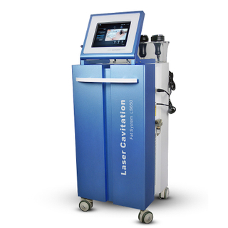 Lipo laser rf cavitation machine for weight loss LS650