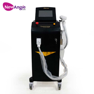 Beauty Salon Micro Channel 808nm Diode Laser Hair Removal Machine