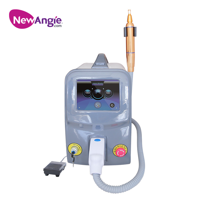 2018 Newest Picosecond Laser Tattoo Removal Machine For Sale