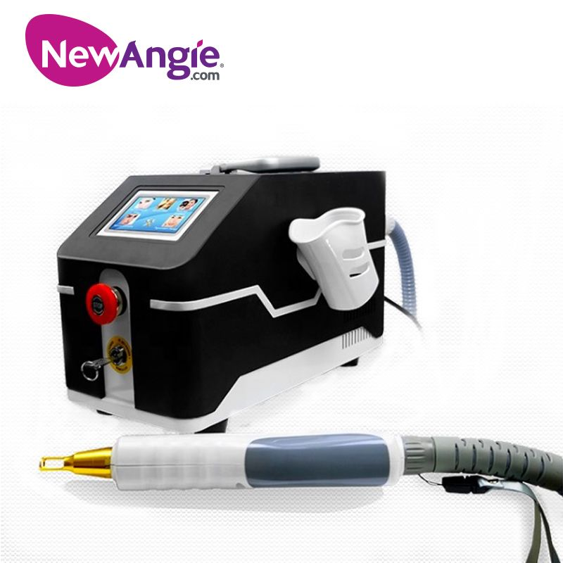 Best quality q switch laser tattoo removal machine price BM19