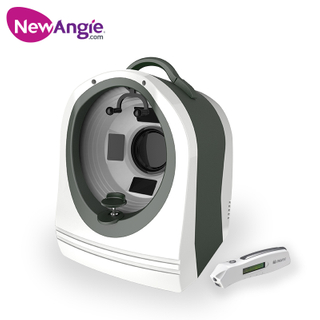 Portable Skin Analyzer Machine for Beauty Salon Use